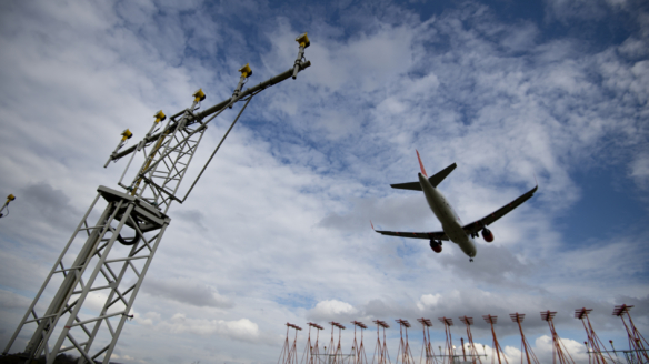 Arrival routes into London Luton Airport set to change