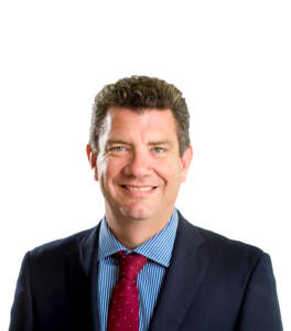 CEO, Martin Rolfe