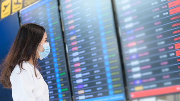 Passenger enthusiasm for a return to the skies dampened by quarantine rules, new research reveals